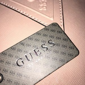 Never used Pink guess purse